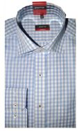 Eterna Shirt - 4553/12 X157 - Light Blue Check